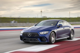 Photo 2021 Mercedes-Benz Mercedes-Benz AMG GT 63